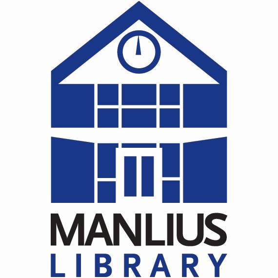 Manlius Library square logo