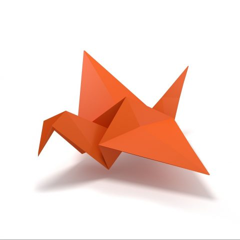 Make Paper Cranes for Peace