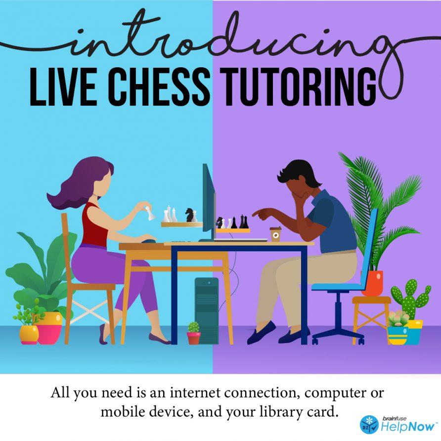 Brainfuse Chess Tutoring