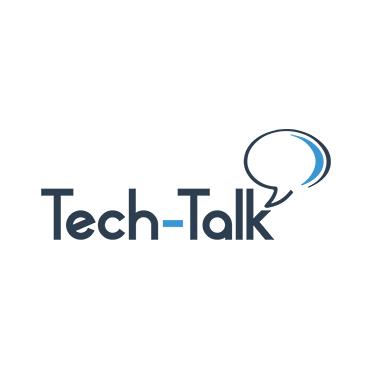 Tech-Talk Square logo