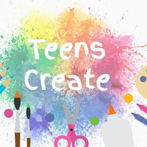 Teens Create logo